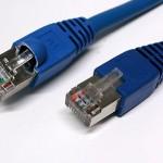 Как да си направим прав лан кабел.