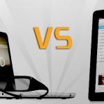 Таблет vs. Лаптоп