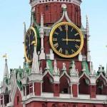 Часовника на руския Кремъл