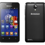 Lenovo A319 – смартфон за меломани