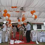 Шатри под наем – евтин и бюджетен вариант за вашата незабравима сватба на открито