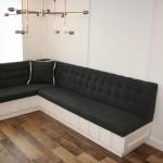 Разлика между ъглов диван и холова гарнитура