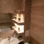 Креативни идеи за баня в мазето
