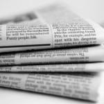 Печатни издания и вестници във време на дигитално съвремие.