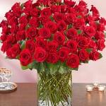 Поднесете внимание с букети от ароматни рози