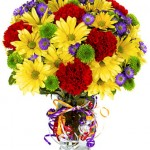 Доставка на цветя в София – поднесете приятна изненада на любимите си хора