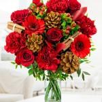 Поръчайте доставка на цветя до дома и покажете внимание на любимите си хора