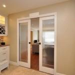 Топ 3 на интериорните врати за кухня