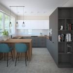 Модулни кухни от висококачествени материали