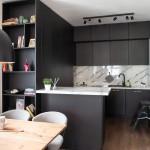 Проектиране на горните и долните шкафове на кухни по поръчка