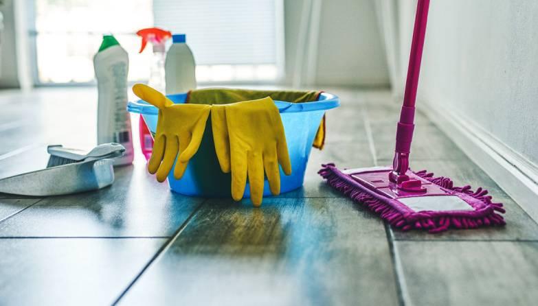 Колко струва цялостно почистване на къща