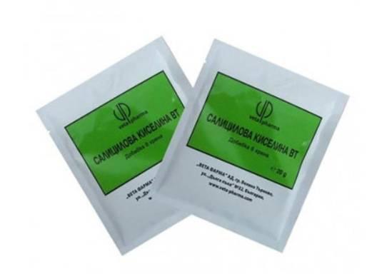 5 употреби на салицилова киселина